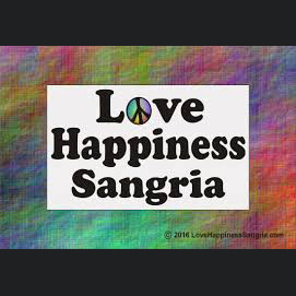 Love & Happiness Sangria